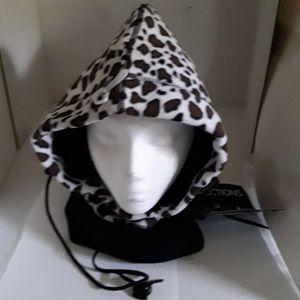 Hot Wavez - Hot Headz fleece hoodie - NWOT